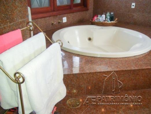 Banheiro da Suíte Máster