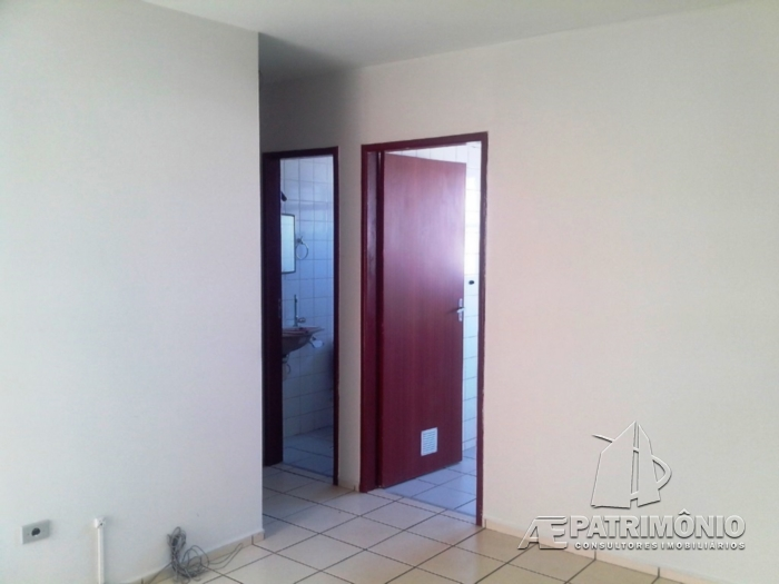 Apartamento com 2 Quartos, São Caetano, Sorocaba