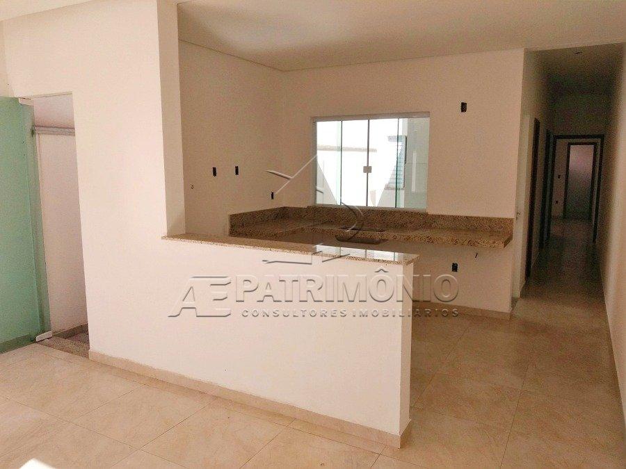 Casa com 2 Quartos,Nova Ipanema, Sorocaba , 125 m²