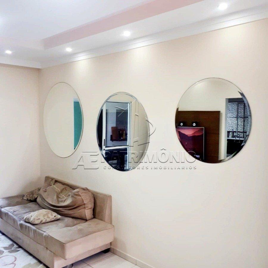 Casa com 3 Quartos,Wanel Ville, Sorocaba , 143 m²
