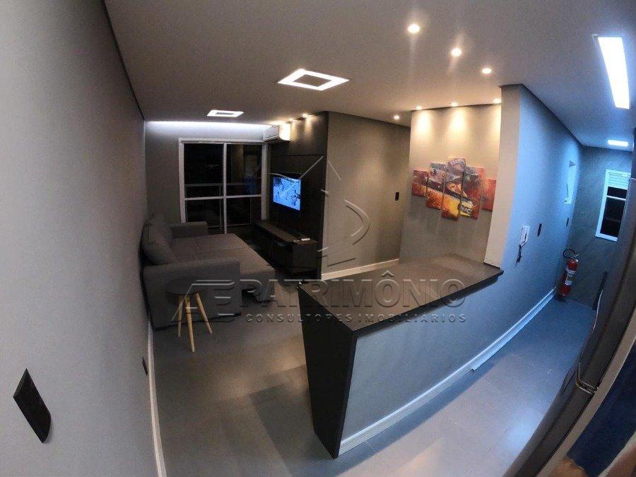 Apartamento com 2 Quartos,chacaras reunidas são jorge, Sorocaba , 55 m²