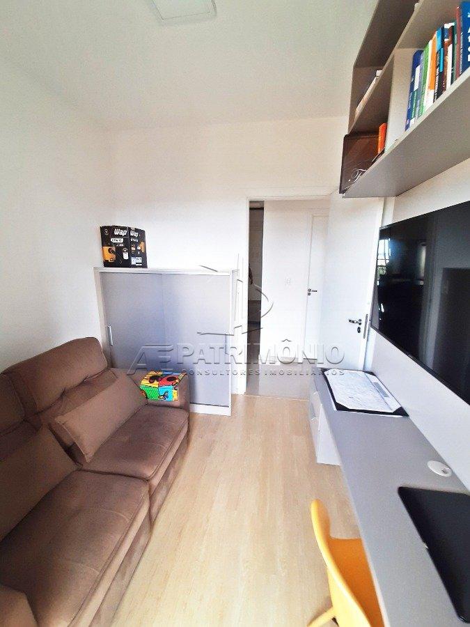 Apartamento com 3 Quartos,Campolim, Sorocaba , 161 m²